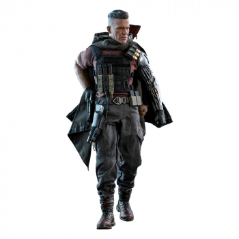 DEADPOOL 2 - Movie Masterpiece Actionfigur 1/6 Cable (Hot Toys)