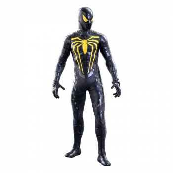 MARVELS SPIDER-MAN - Video Game Masterpiece Actionfigur 1/6 Spider-Man (Anti-Ock Suit) Deluxe (Hot Toys)