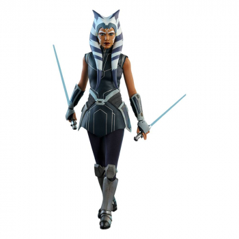 STAR WARS: The Clone Wars - Actionfigur 1/6 Ahsoka Tano (Hot Toys)