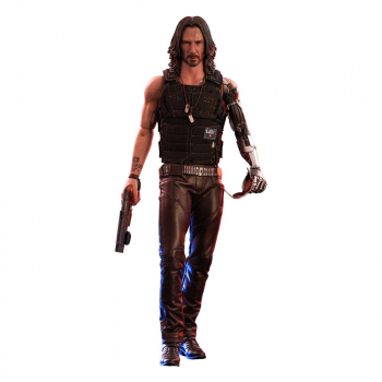 CYBERPUNK 2077 - Video Game Masterpiece Actionfigur 1/6 Johnny Silverhand (Hot Toys)
