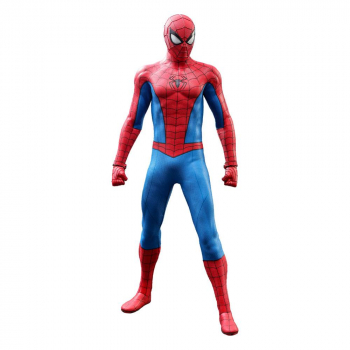 MARVELS SPIDER-MAN - Video Game Masterpiece Actionfigur 1/6 Spider-Man (Classic Suit) (Hot Toys)