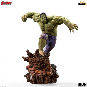 AVENGERS: Age of Ultron - BDS Art Scale Statue 1/10 Hulk (Iron Studios)