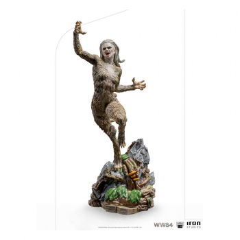 WONDER WOMAN 1984 - BDS Art Scale Statue 1/10 Cheetah (Iron Studios)