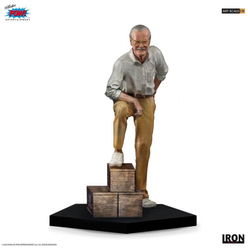MARVEL - Art Scale Statue 1/10 Stan Lee (Iron Studios)
