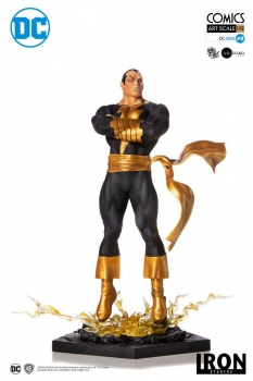 DC COMICS - Art Scale Statue 1/10 Black Adam by Ivan Reis (Iron Studios)