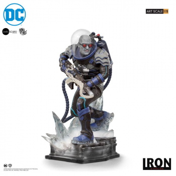 DC COMICS - Art Scale Statue 1/10 Mr. Freeze by Ivan Reis (Iron Studios)