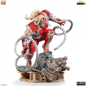 MARVEL COMICS - BDS Art Scale Statue 1/10 Omega Red (Iron Studios)