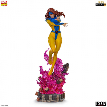 MARVEL COMICS - BDS Art Scale Statue 1/10 Jean Grey (Iron Studios)