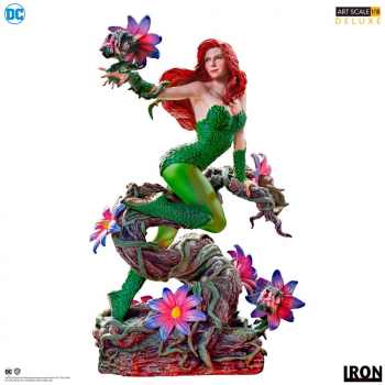 DC COMICS - Art Scale Statue 1/10 Poison Ivy by Ivan Reis (Iron Studios)