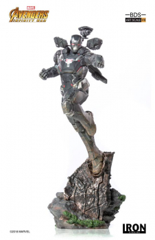 AVENGERS: Infinity War - BDS Art Scale Statue 1/10 War Machine (Iron Studios)