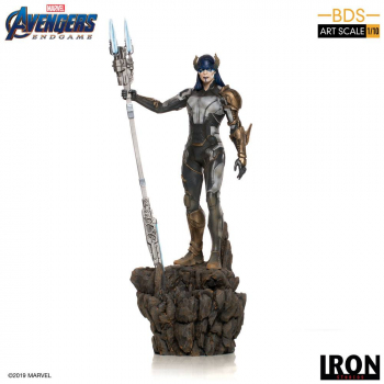 AVENGERS: Endgame - BDS Art Scale Statue 1/10 Proxima Midnight Black Order (Iron Studios)