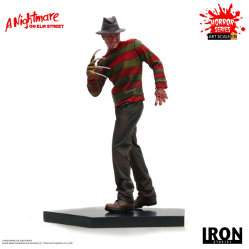 NIGHTMARE ON ELM STREET - Art Scale Statue 1/10 Freddy Krueger (Iron Studios)