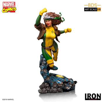 X-MEN - BDS Art Scale Statue 1/10 Rogue (Iron Studios)