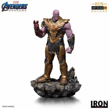 AVENGERS: Endgame - BDS Art Scale Statue 1/10 Thanos Black Order Deluxe (Iron Studios)