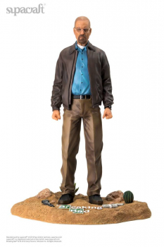 BREAKING BAD - Statue 1/4 Walter White (supacraft)