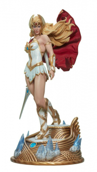 MASTERS OF THE UNIVERSE - She-Ra  Statue (Sideshow)