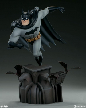 DC ANIMATED SERIES COLLECTION - Statue Batman (Sideshow)