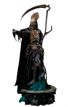 COURT OF THE DEAD - Death, Master of the Underworld Premium Format Statue (Sideshow)