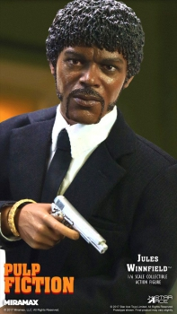 PULP FICTION - My Favourite Movie Actionfigur 1/6 Jules Winnfield (Star Ace)