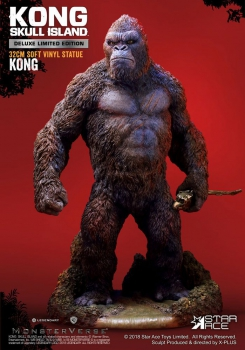KONG: Skull Island - Soft Vinyl Statue Kong Deluxe Version (Star Ace)