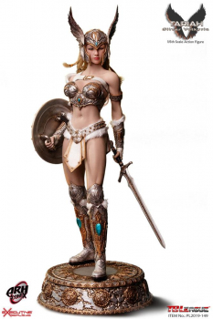 ARH ComiX - Actionfigur 1/6 Tariah The Silver Valkyrie (TB League)
