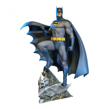 DC COMICS: Super Powers Collection - Maquette Batman (Tweeterhead)