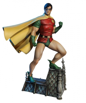 DC COMICS: Super Powers Collection - Maquette Robin (Tweeterhead)