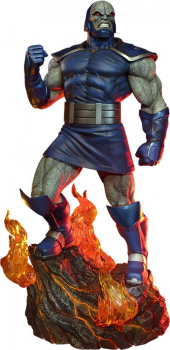 DC COMICS Super Powers Collection - Maquette Darkseid (Tweeterhead)