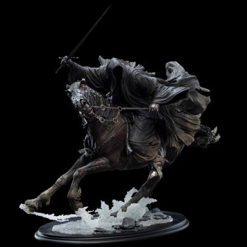 HERR DER RINGE - Statue 1/6 Ringwraith at the Ford (WETA)