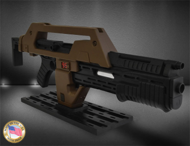 ALIENS - Pulse Rifle Brown Bess (Hollywood Collectibles)