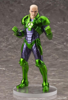 DC COMICS - ARTFX+ Statue 1/10 Lex Luthor (The New 52) (Kotobukiya)
