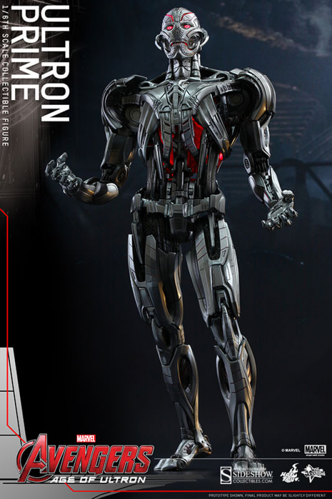 AVENGERS - Age of Ultron - MMS Actionfigur Ultron Prime (Hot Toys)