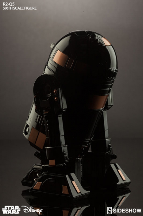 STAR WARS - Imperial Astromech Droid R2-Q5 (Episode VI) (Sideshow)