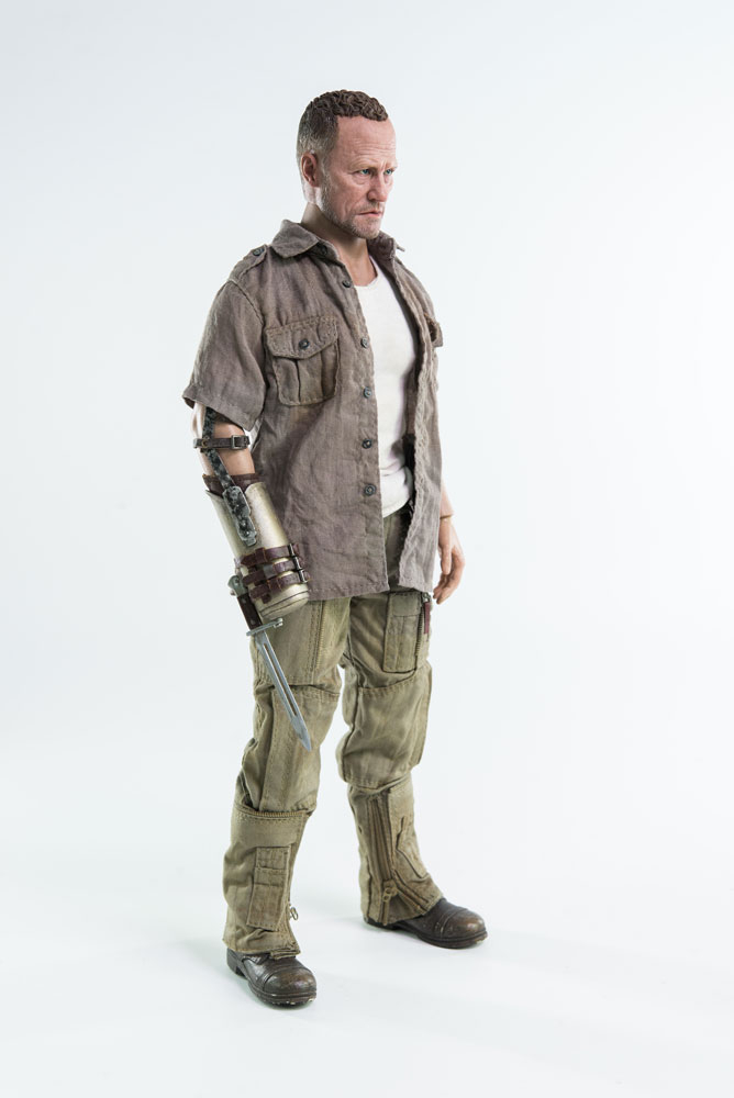 THE WALKING DEAD - Actionfigur 1/6 Merle Dixon (ThreeZero)