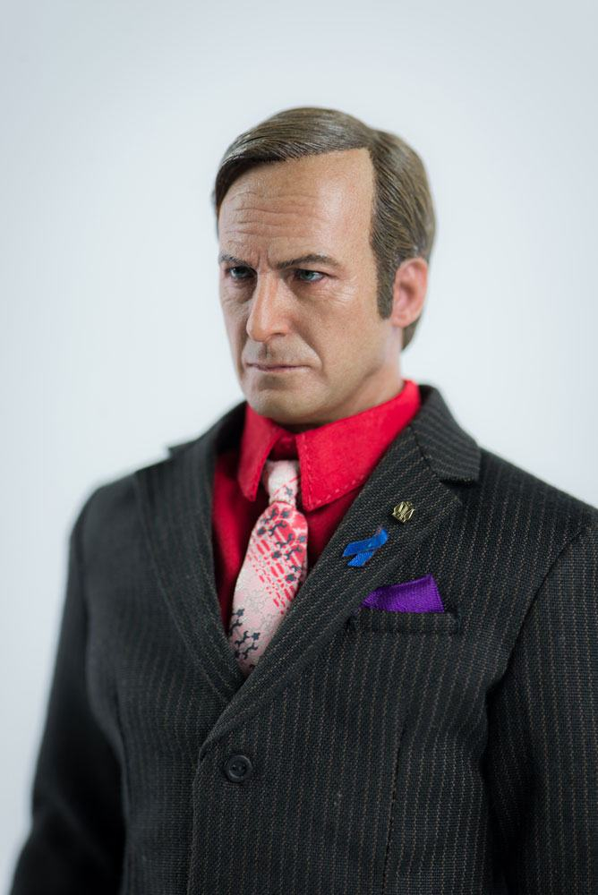 BREAKING BAD - Actionfigur 1/6 Saul Goodman (ThreeZero)