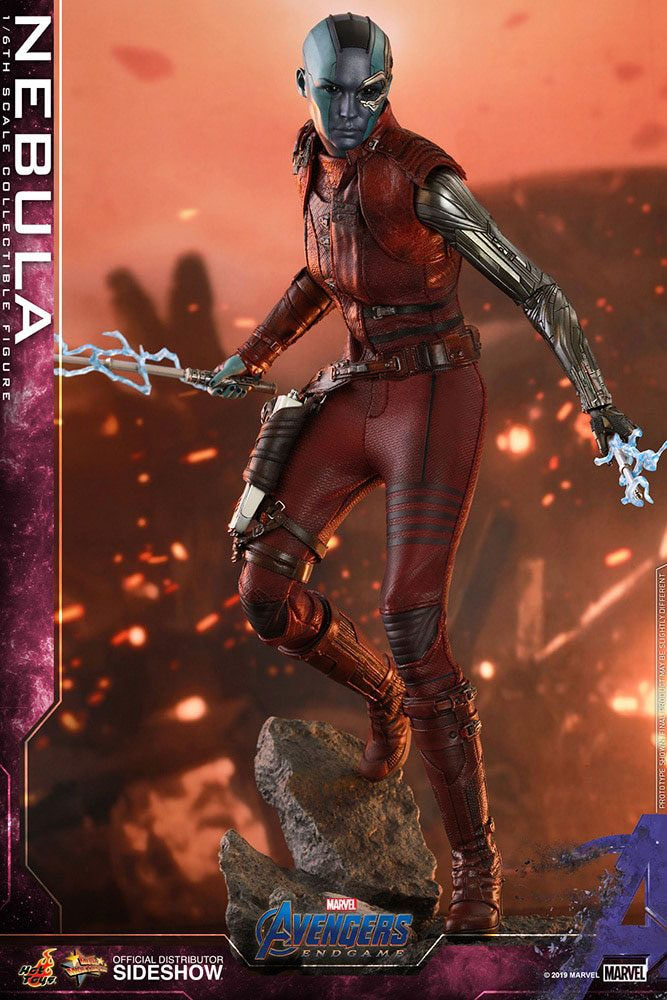 AVENGERS: Endgame - Movie Masterpiece Actionfigur 1/6 Nebula (Hot Toys)