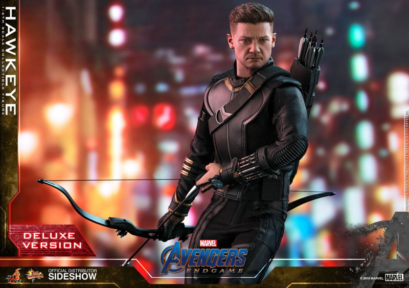 AVENGERS: Endgame - Movie Masterpiece Actionfigur 1/6 Hawkeye Deluxe Version (Hot Toys)