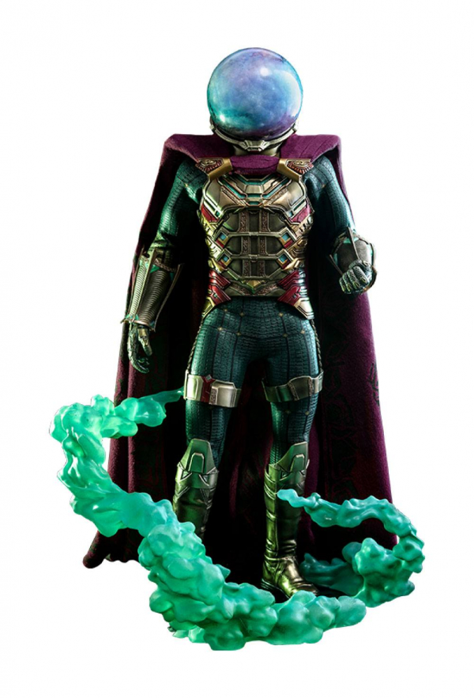 SPIDER-MAN: Far From Home - Movie Masterpiece Actionfigur 1/6 Mysterio (Hot Toys)