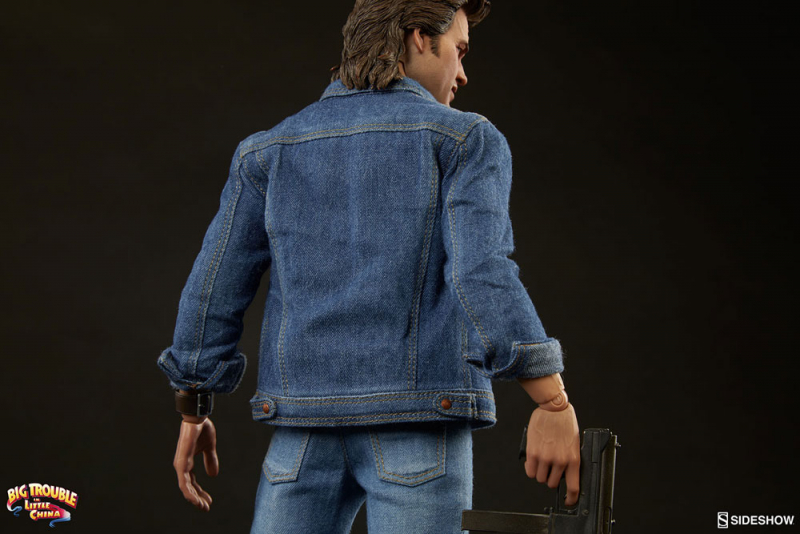 BIG TROUBLE IN LITTLE CHINA - Actionfigur 1/6 Jack Burton (Sideshow)