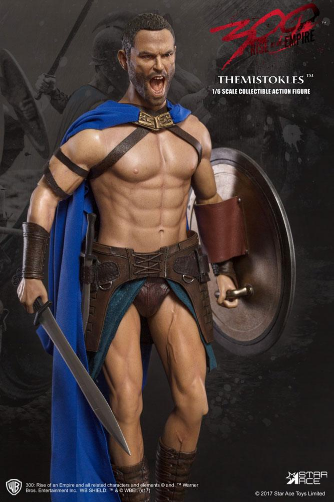 300: Rise of an Empire - My Favourite Movie Actionfigur Themistokles (Star Ace)
