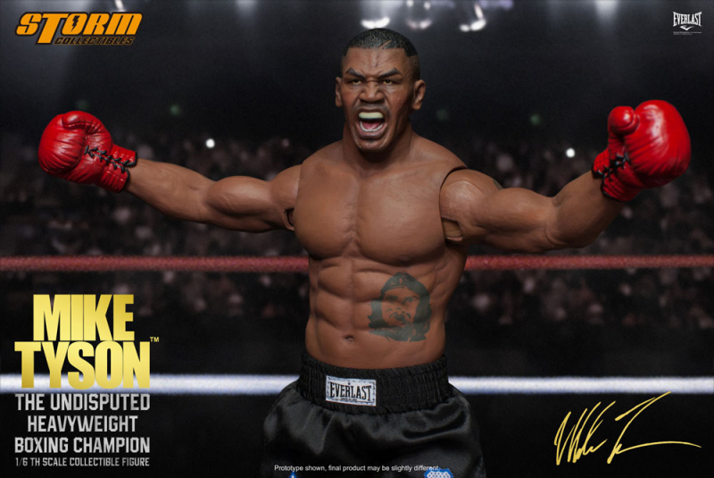 MIKE TYSON - Actionfigur 1/6 Mike Tyson The Undisputed Heavyweight Champion (Storm Collectibles)